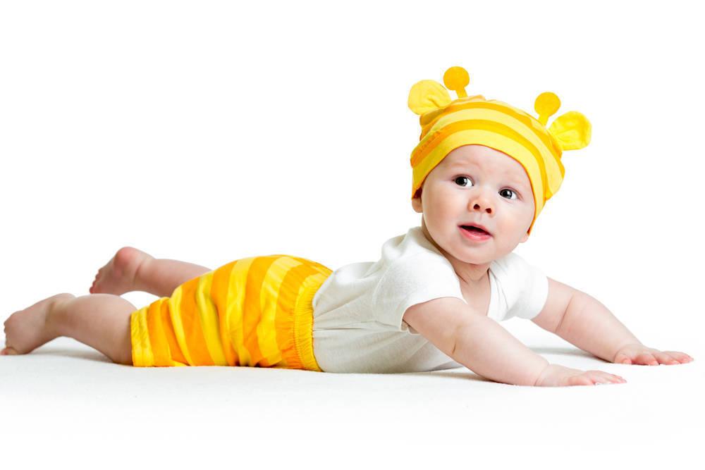¿Cómo vestir a bebés y niños en primavera?