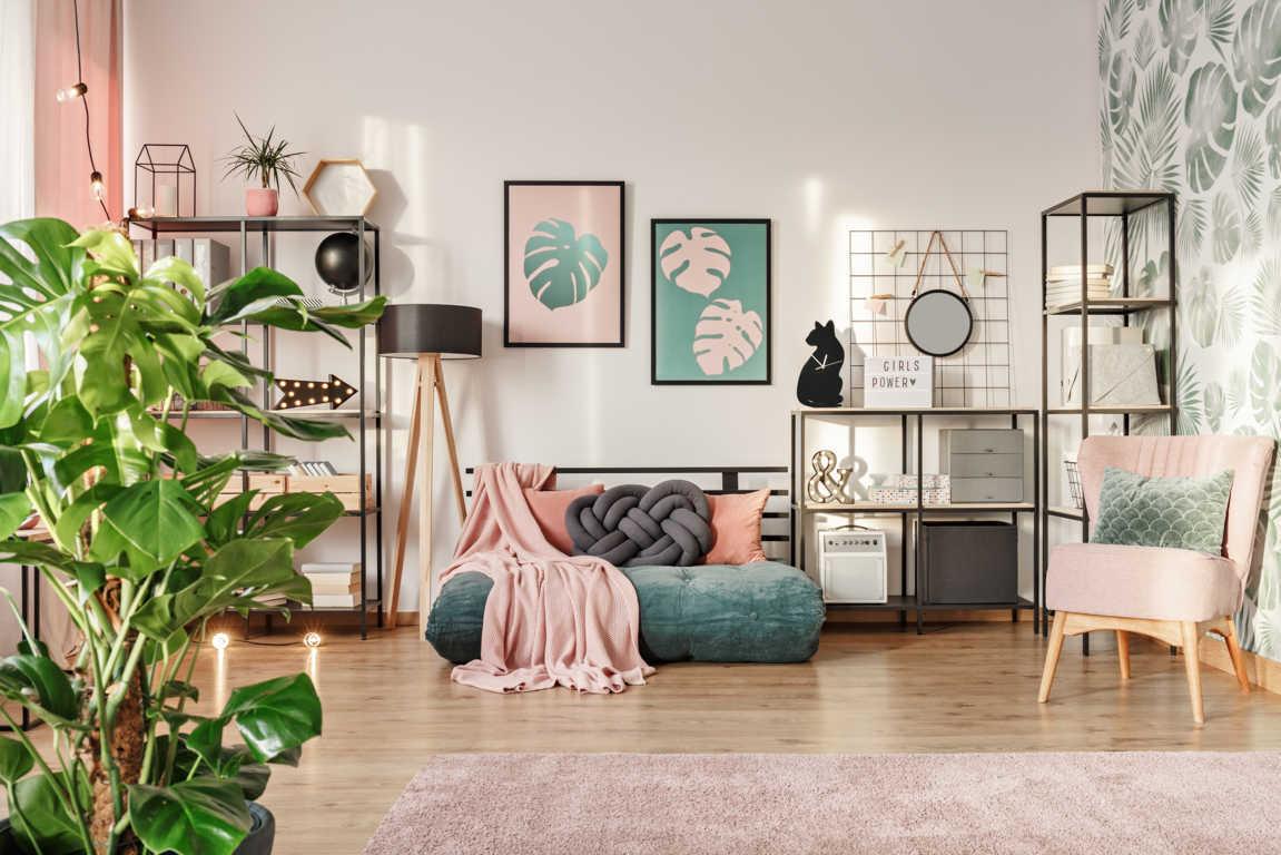 Así decoran su casa los millennials