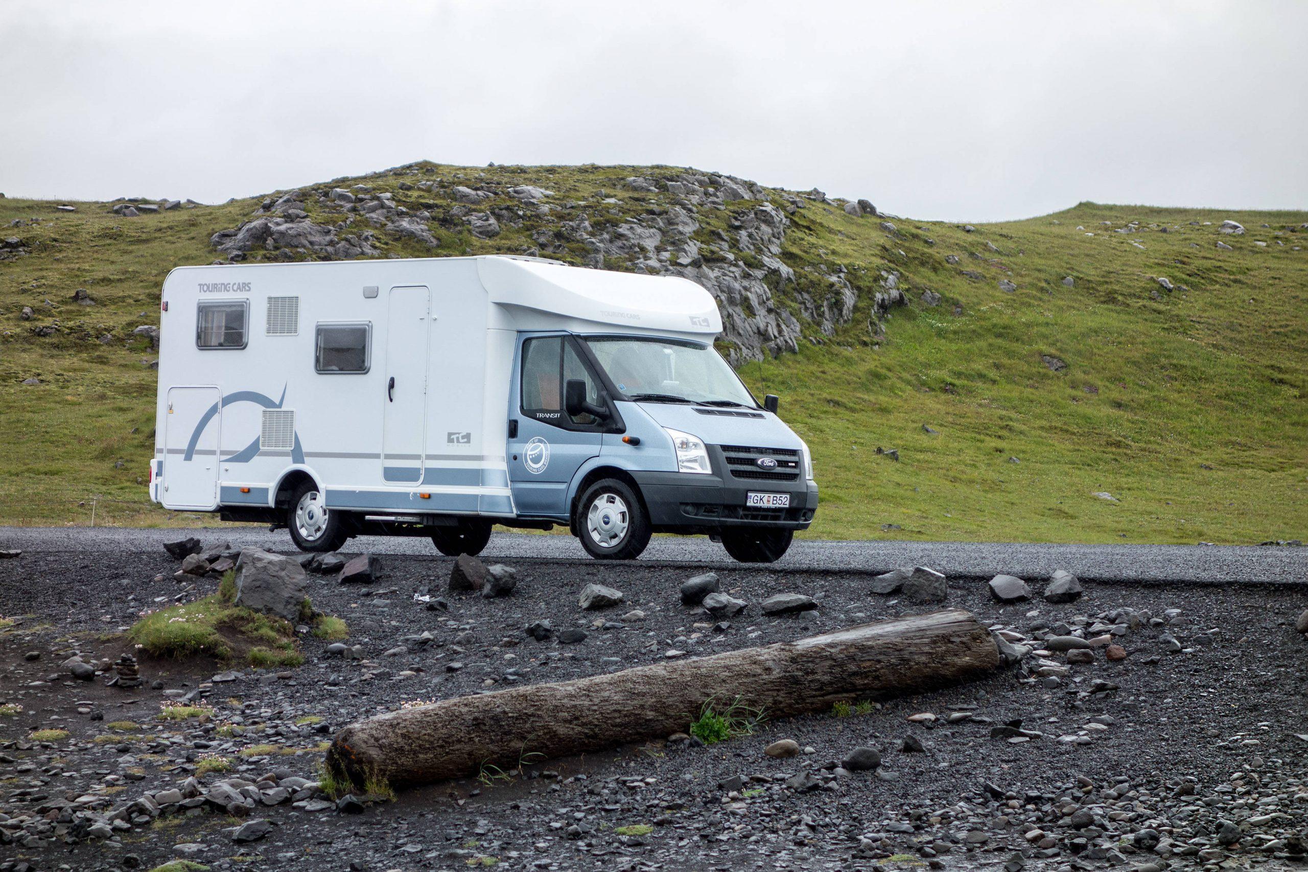 El alquiler de furgonetas es una alternativa para el ocio